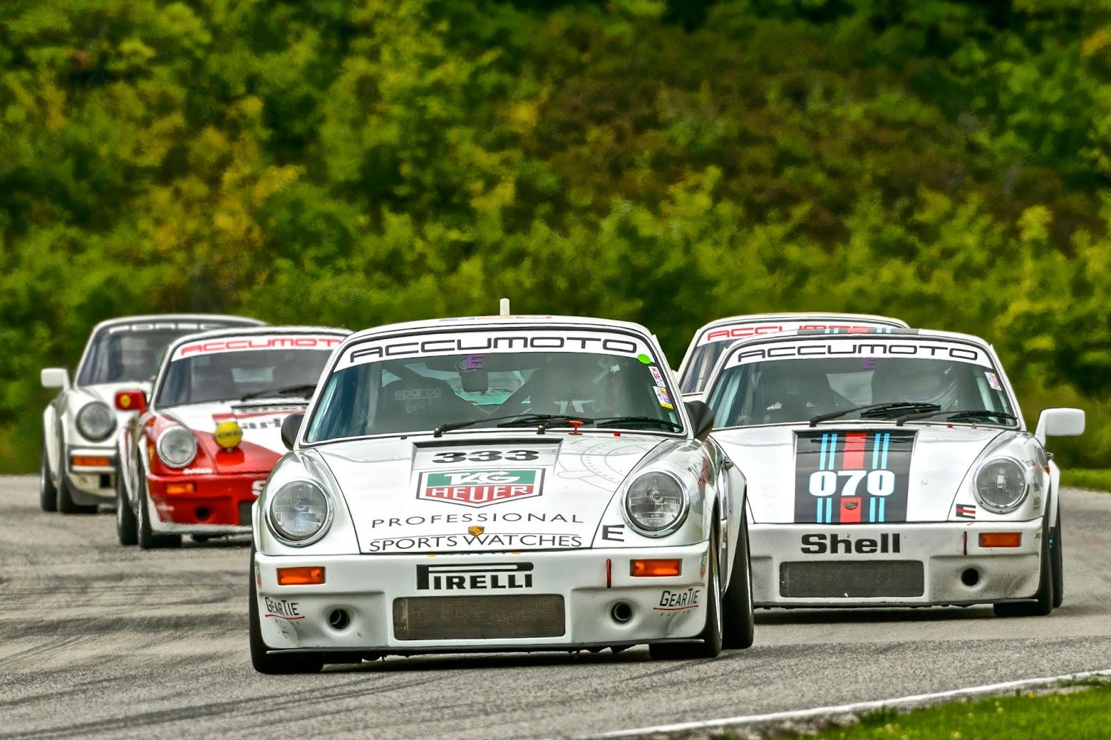 PCA Club Race At Road America Gear Tie Racing - Porsche club racing